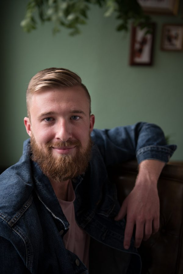 Stories of Healing & Hope: Ian Siljestrom
