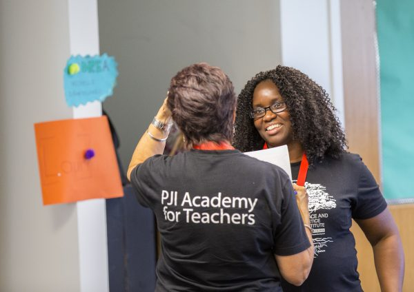 Better Together Fund: Valencia Peace & Justice Institute Academy