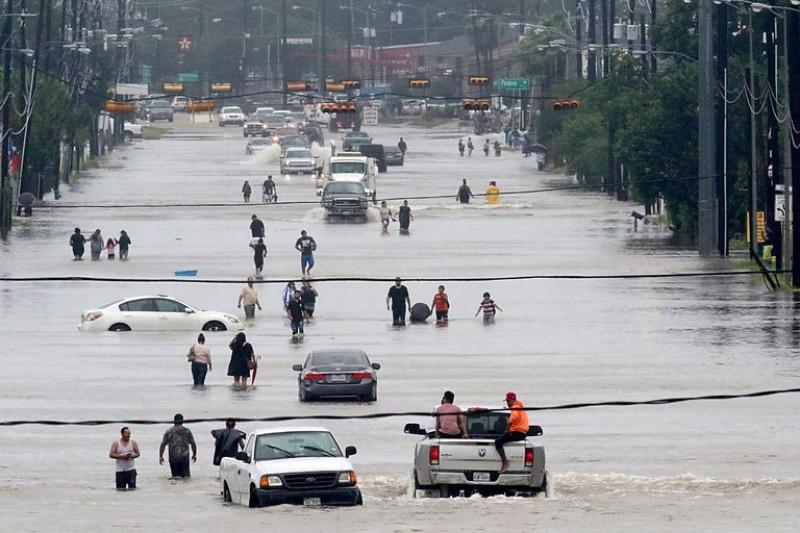 Hurricane Harvey Relief & How You Can Help